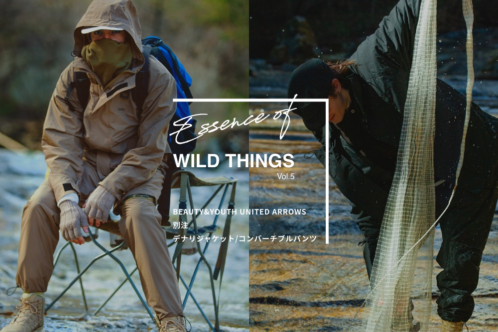 Essence of WILDTHINGS vol.5見出し