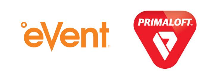 eVent・PRIMALOFTロゴ