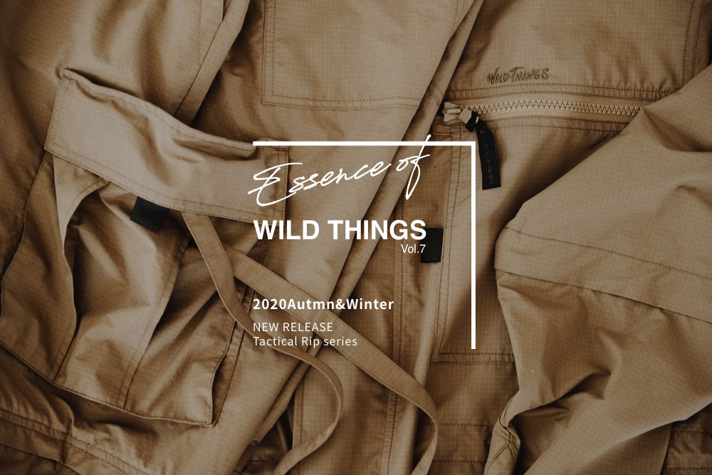 Essence of WILD THINGS Vol.7